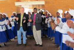 Bishop Doyle Africa