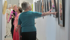 Epiphany Artists Gallery Reception