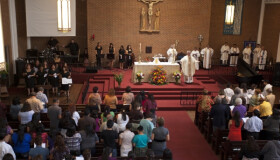 Bishop Alard's Legacy Celebrated