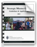 Strategic Mission Grant Committee Announces Changes For Upcoming Grant Cycle