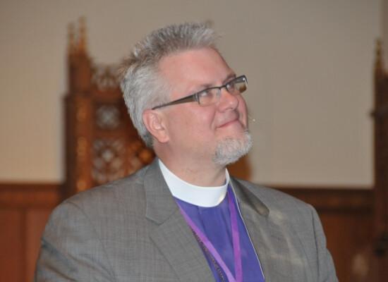 Suffargan Bishop 57