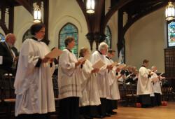 Deacons Ordination 2012 - 2