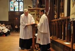 Deacons Ordination 2012 - 13