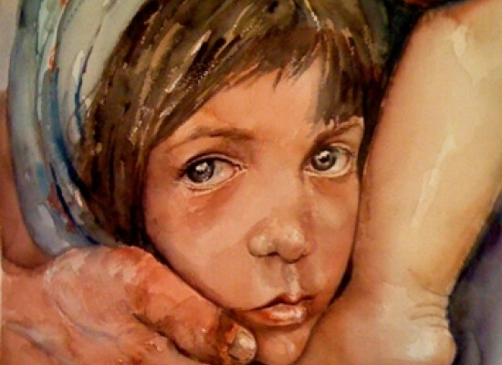 Afghanistan Girl