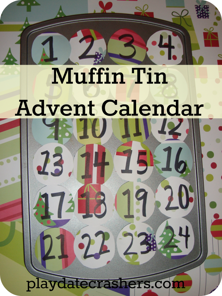 Diy Advent Calendar Muffin Tin : Episcopal diocese of texas