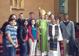 intercultural youth retreat