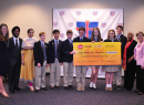 St. Francis Eighth Graders Win Lead2Feed World Hunger Challenge
