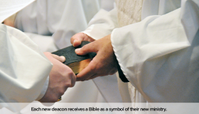 Diaconal Ordination 2013