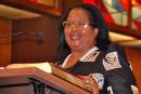 Malawian President Joyce Banda Shares Vision in Austin