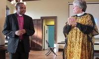 Tanzanian Archbishop 1