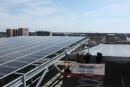St. David's Unveils Largest Solar Project in Downtown Austin