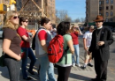 Episcopal Peace Fellowship Young Adults Taking the Gospel to the Streets