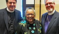 Bishop Doyle Speaks at Houston ECW Luncheon