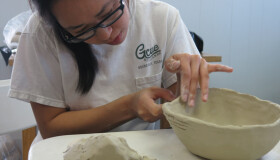 Pottery & Spirituality Workshop