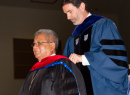 Seminary of the Southwest Commencement Ceremony Honors the Rev. Alejandro Montes