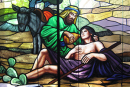 Kingwood Church Installs Stained Glass