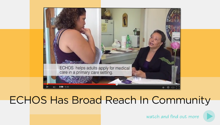 ECHOS Has Broad Reach In Community