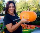 St. James' Hosts Third Ward's Only Pumpkin Patch