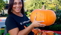 St. James Pumpkin Patch 2014