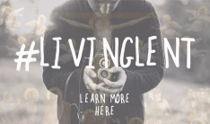 #LivingLent-Banner