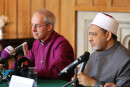 Archbishop of Canterbury Welcomes Grand Imam of Al-Azhar to Lambeth Palace