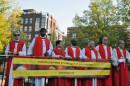 Bishops and Deputies March Against Gun Violence