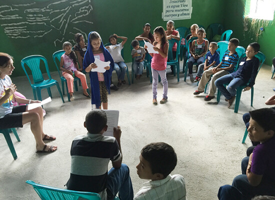 Honduras Mission St Stephens1