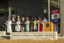 St. Stephen's School, Austin, Dedicates New Fitness and Wellness Center
