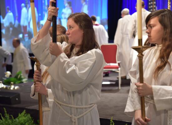 Opening Worship Service34