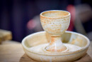 From Clay to Communion: Potter Spins Liturgical Creations