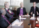 Presiding Bishop visits refugee resettlement agency to learn process
