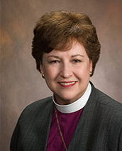 The Rt. Rev. Dena Harrison photo