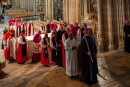 Bishops begin historic Canterbury-Rome 'pilgrimage'