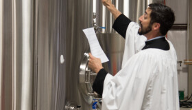 Brewery Blessing