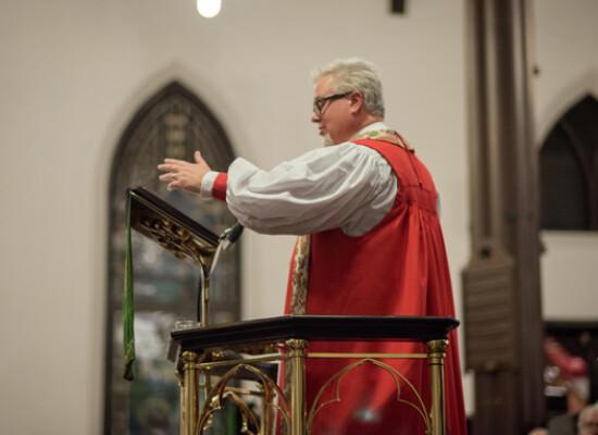 Opebibg Eucharist (1 of 3)