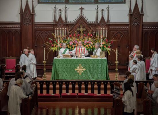 Opebibg Eucharist (3 of 3)