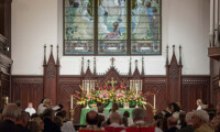 Opening Eucharist (3 of 12)