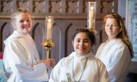 Opening Eucharist (1 of 12)