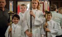 Opening Eucharist (2 of 12)