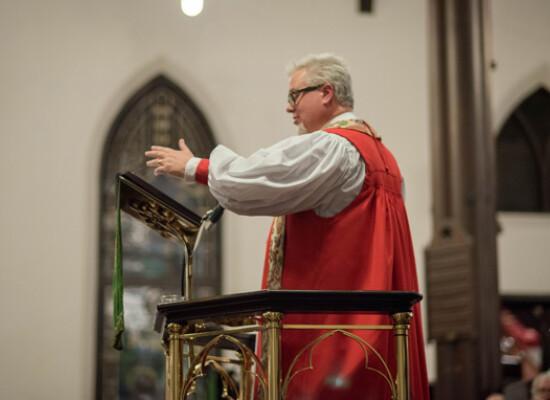 Opening Eucharist (5 of 12)