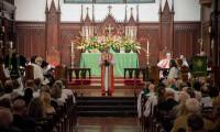 Opening Eucharist (6 of 12)
