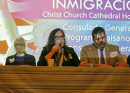 Cathedral's Immigration Forum Addresses Immigrant Concerns