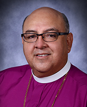 The Rt. Rev. Hector Monterroso photo