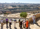 Exploring Reconciliation during Anglican Holy Land Pilgrimage