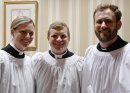 Three Deacons Ordained at Christ Church Cathedral, June 23
