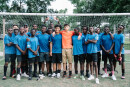 Houston Soccer Team Brings Young Refugees Identity and Community