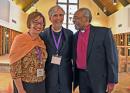 El Obispo Primado visita congregaciones de Houston y ofrece apoyo en medio tras el huracán Harvey