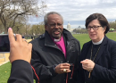 Numerous Episcopalians join A.C.T. to End Racism event commemorating King's assassination