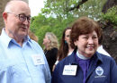 Larry and Dena Harrison Honored at Camp Allen's  Starry Nights and Campfire Lights