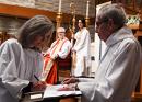 Nine Deacons Ordained
